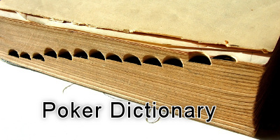 Poker-Dictionary